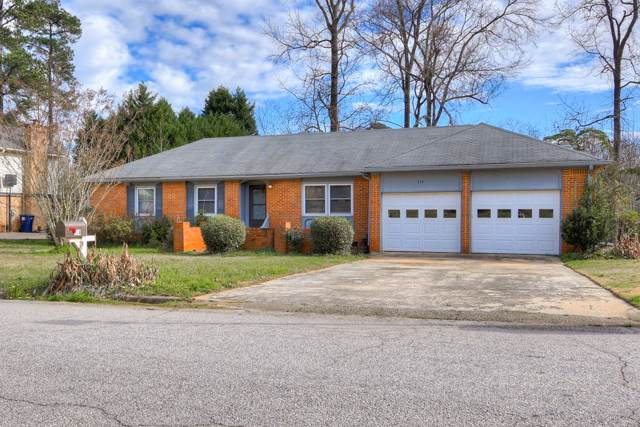 114 Morehead Drive, Martinez, GA 30907 (MLS #450572) :: Young & Partners