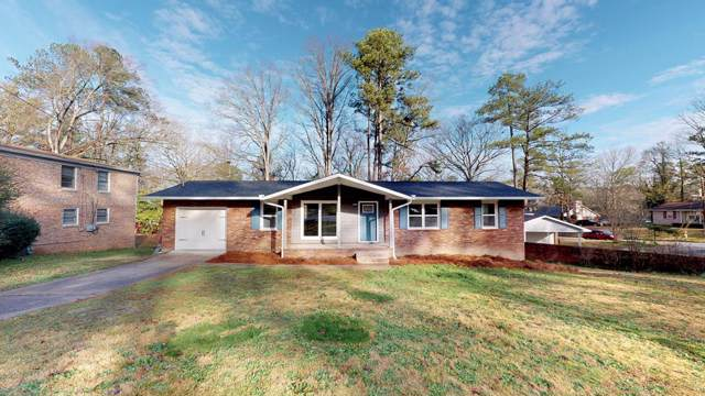 1405 Springfield Circle, Augusta, GA 30909 (MLS #450583) :: RE/MAX River Realty