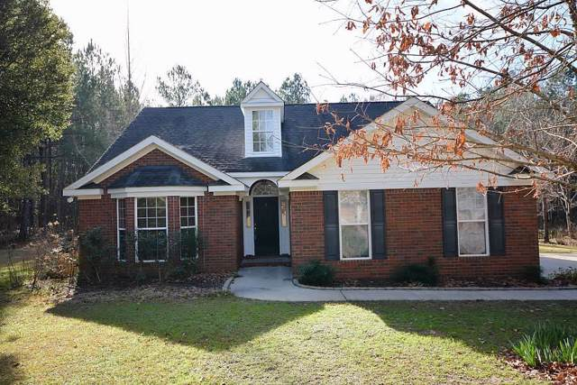 1626 Greiner Circle, Hephzibah, GA 30815 (MLS #450592) :: Shannon Rollings Real Estate