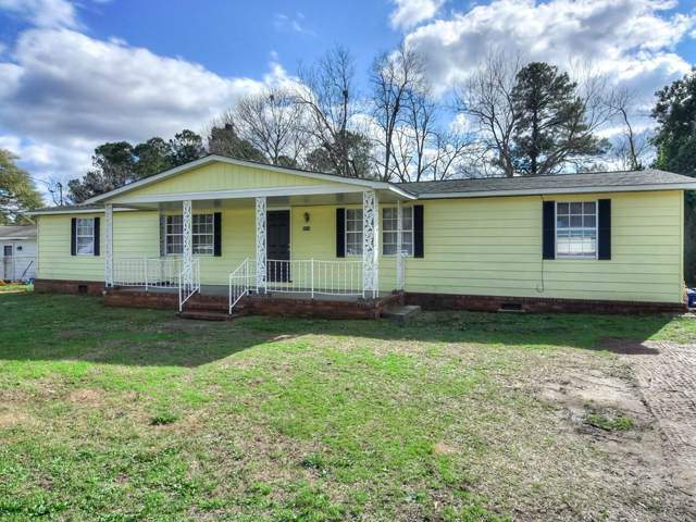 2410 Bell Avenue, Hephzibah, GA 30815 (MLS #450601) :: RE/MAX River Realty