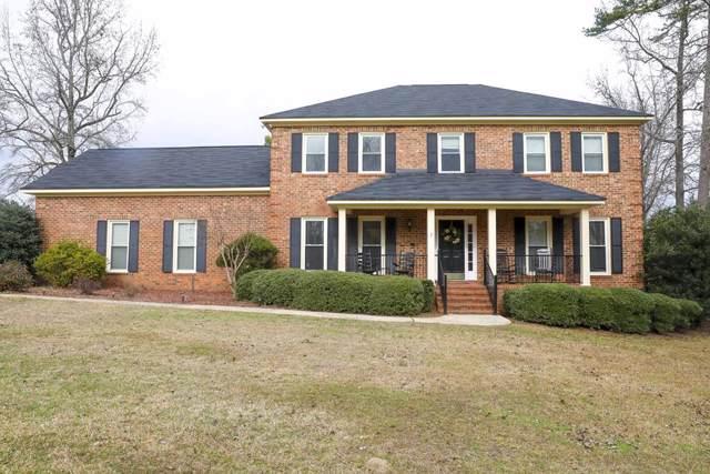 993 Windmill Lane, Evans, GA 30809 (MLS #450604) :: Southeastern Residential