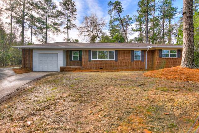 2017 Arch Drive, North Augusta, SC 29841 (MLS #450607) :: RE/MAX River Realty
