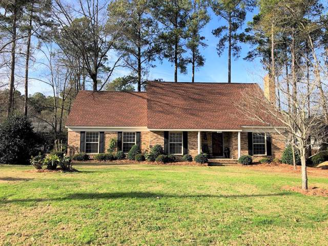 662 Chestnut Drive, Thomson, GA 30824 (MLS #450612) :: Young & Partners