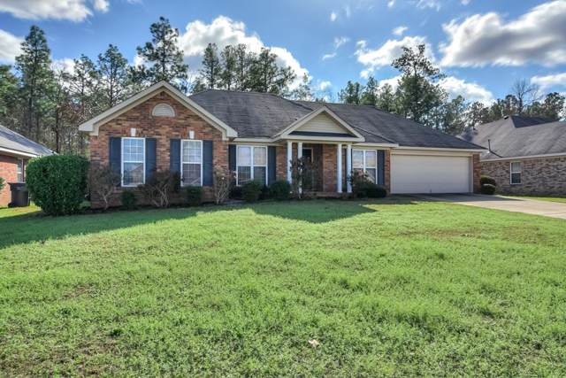 2987 Galahad Way, Augusta, GA 30909 (MLS #450618) :: RE/MAX River Realty