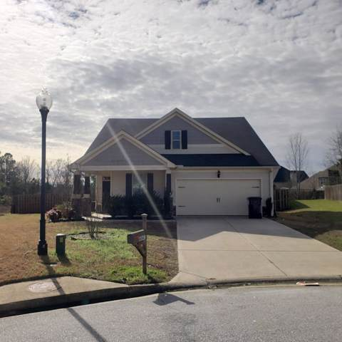 8043 Battle Street, Grovetown, GA 30813 (MLS #450621) :: RE/MAX River Realty