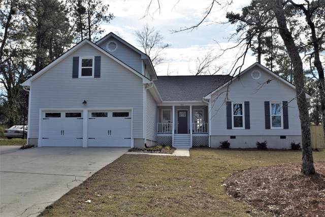 1953 Cottonwood Drive, Aiken, SC 29803 (MLS #450634) :: Shannon Rollings Real Estate