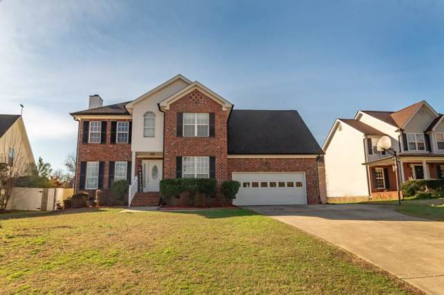 3012 St James Place, Grovetown, GA 30813 (MLS #450643) :: Melton Realty Partners