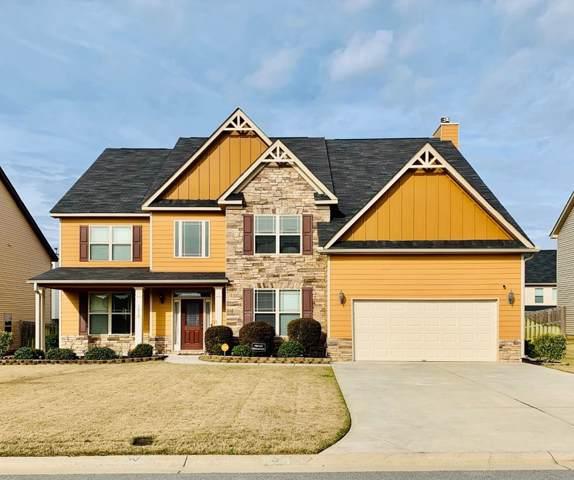 1513 Chase Creek Drive, Grovetown, GA 30813 (MLS #450655) :: REMAX Reinvented | Natalie Poteete Team