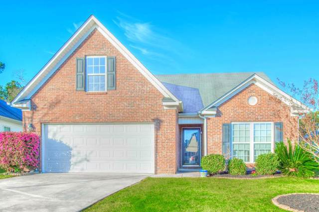 258 High Meadows Circle, Grovetown, GA 30813 (MLS #450678) :: Southeastern Residential