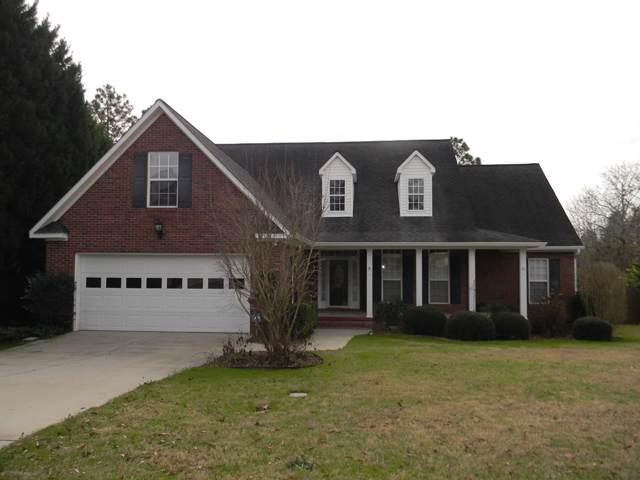 72 Emerald Ridge, Aiken, SC 29803 (MLS #450742) :: Young & Partners