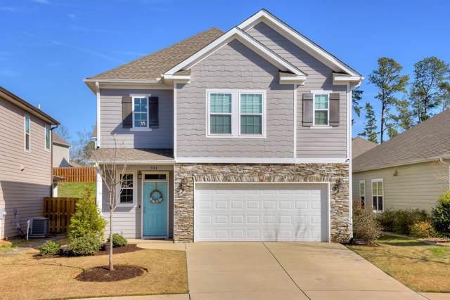 934 Glenhaven Drive, Evans, GA 30809 (MLS #450753) :: REMAX Reinvented | Natalie Poteete Team