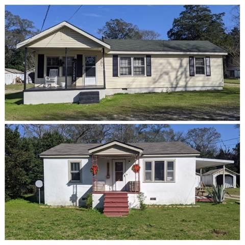 153/155 Breeze Hill Road, Warrenville, SC 29851 (MLS #450769) :: Young & Partners