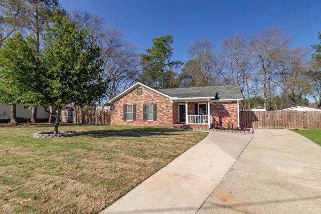 821 S Willowick Drive, Grovetown, GA 30813 (MLS #450798) :: REMAX Reinvented | Natalie Poteete Team