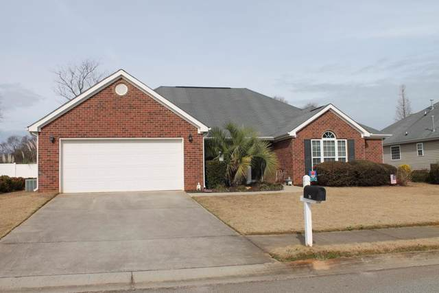216 Marigold Drive, Aiken, SC 29803 (MLS #450817) :: Southeastern Residential
