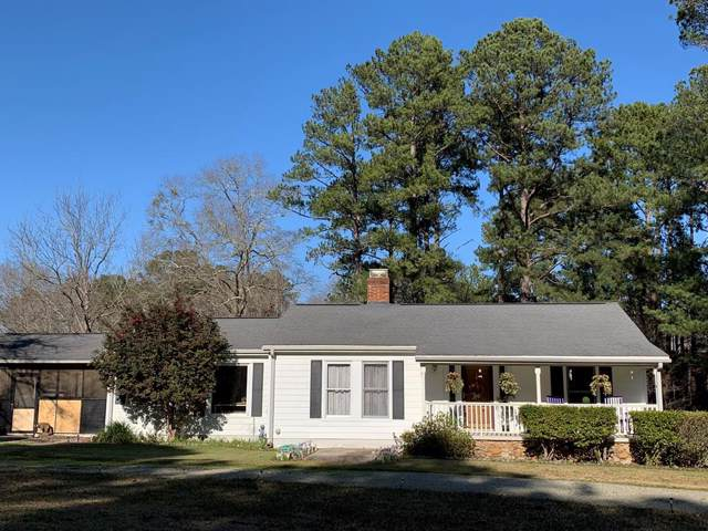 384 Howell-Young Road, Thomson, GA 30824 (MLS #450818) :: RE/MAX River Realty