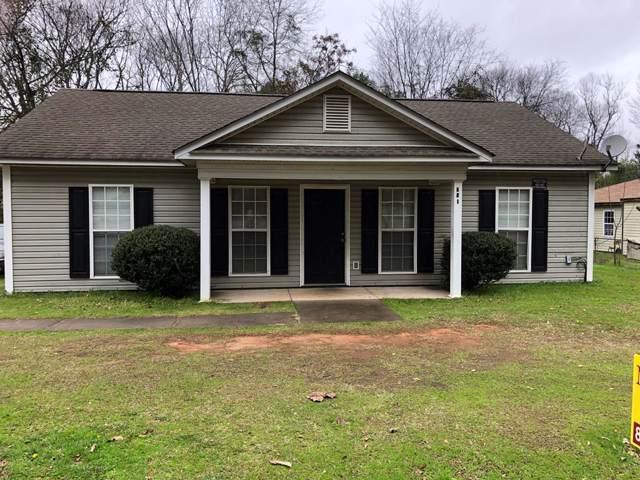 241 Charleston Street Se, Aiken, SC 29801 (MLS #450866) :: RE/MAX River Realty