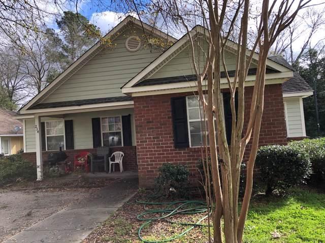 234 Charleston Street Se, Aiken, SC 29801 (MLS #450870) :: RE/MAX River Realty