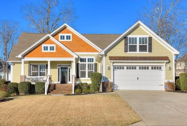 609 Morris Run, North Augusta, SC 29860 (MLS #450871) :: Southeastern Residential
