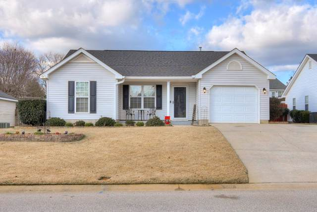 510 Wendover Way, Grovetown, GA 30813 (MLS #450899) :: Southeastern Residential