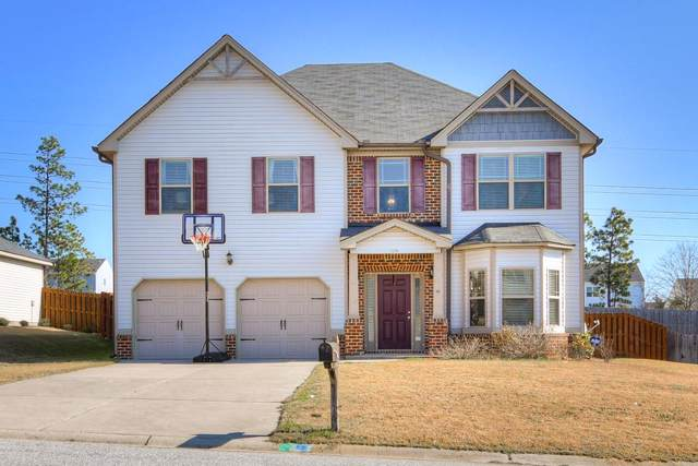 7274 Roundstone Drive, Graniteville, SC 29829 (MLS #450903) :: Young & Partners