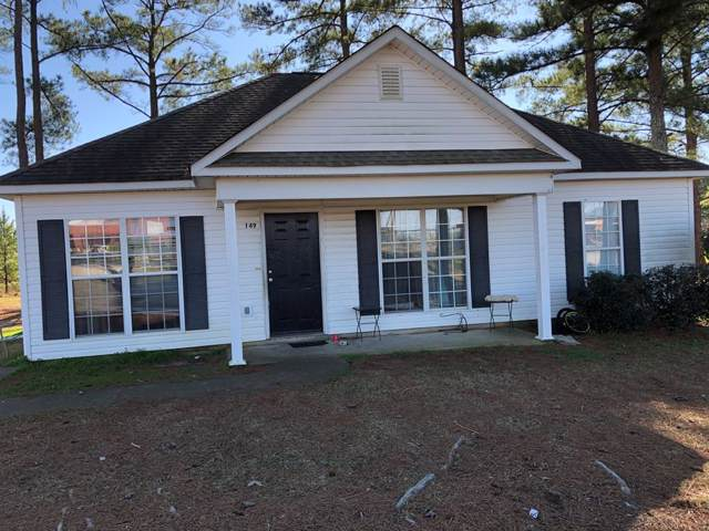 149 Dupont Drive Nw, Aiken, SC 29801 (MLS #450904) :: Better Homes and Gardens Real Estate Executive Partners