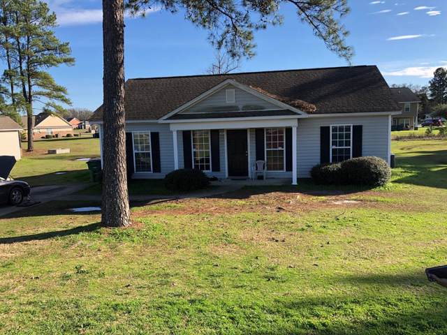 161 Dupont Drive Nw, Aiken, SC 29801 (MLS #450908) :: Better Homes and Gardens Real Estate Executive Partners