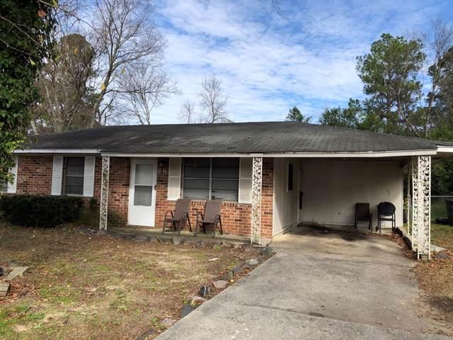542 Hugh Street, North Augusta, SC 29841 (MLS #450946) :: Southeastern Residential
