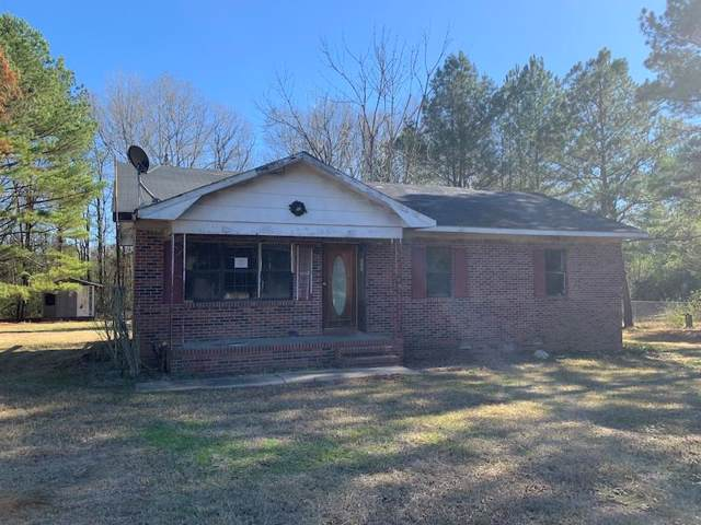 211 Blue Spring Road, Saluda, SC 29138 (MLS #450959) :: Melton Realty Partners