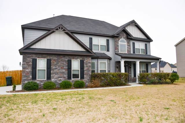 434 Fioli Circle, Graniteville, SC 29829 (MLS #450969) :: Better Homes and Gardens Real Estate Executive Partners