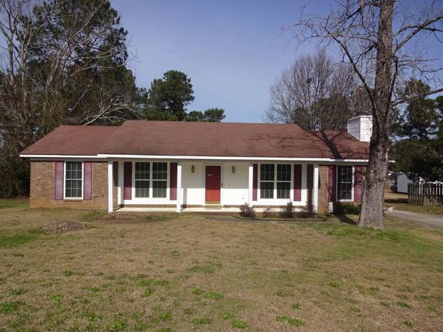 1563 Brown Road, Hephzibah, GA 30815 (MLS #450984) :: Melton Realty Partners