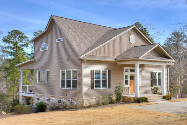 1022 Choctaw Drive, Lincolnton, GA 30817 (MLS #450996) :: Young & Partners