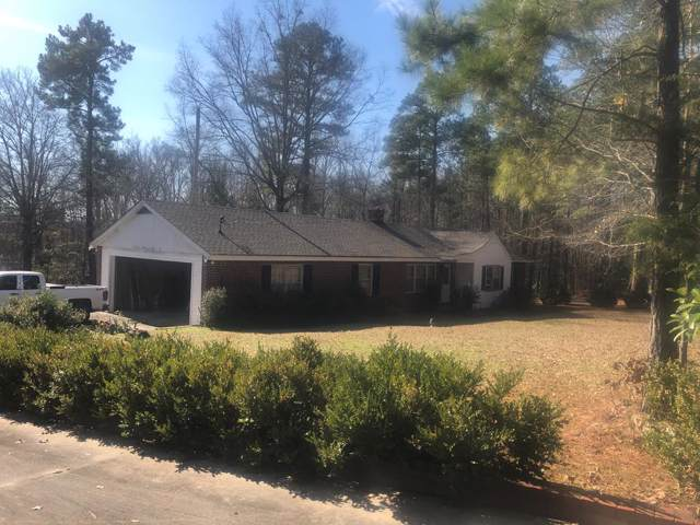 214 S Williams Street, Crawfordville, GA 30631 (MLS #451014) :: Melton Realty Partners