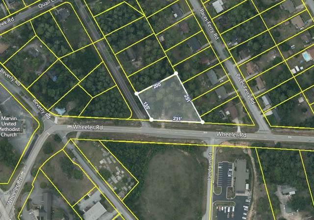 4391 Wheeler Road, Augusta, GA 30907 (MLS #451019) :: Southeastern Residential