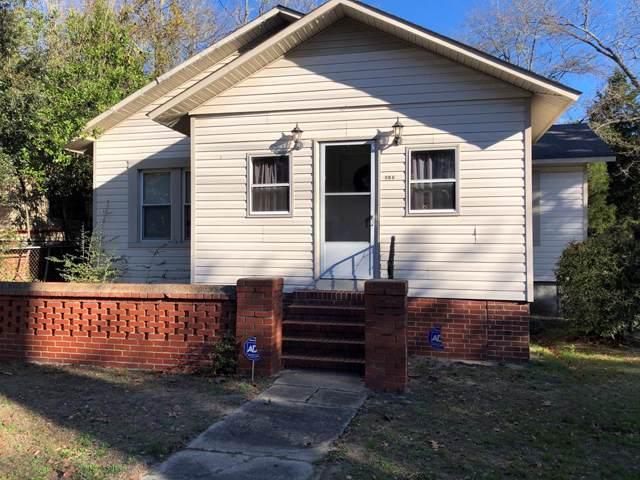 512 Hampton Avenue Nw, Aiken, SC 29801 (MLS #451033) :: RE/MAX River Realty