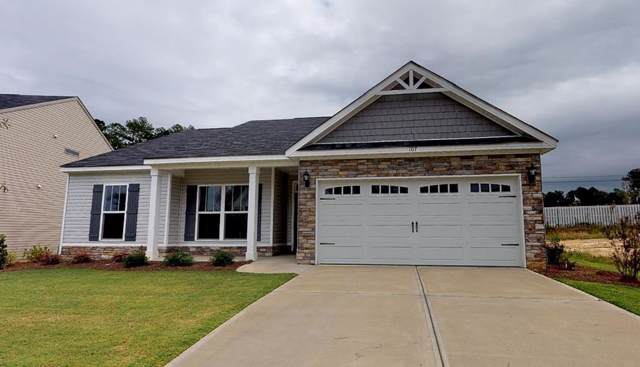 1171 Gregory Landing Drive, North Augusta, SC 29860 (MLS #451045) :: Southeastern Residential