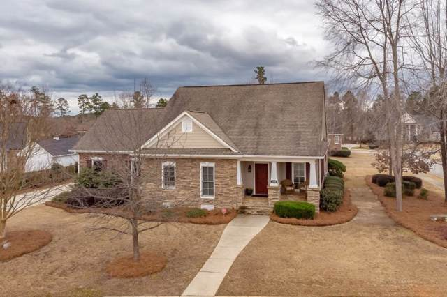 1109 Seminole Circle, Evans, GA 30809 (MLS #451118) :: Young & Partners