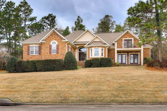 541 Forest Bluffs, Aiken, SC 29803 (MLS #451127) :: REMAX Reinvented | Natalie Poteete Team