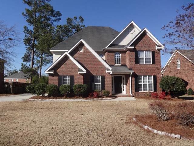 1089 Hampstead Place, Martinez, GA 30907 (MLS #451153) :: Young & Partners