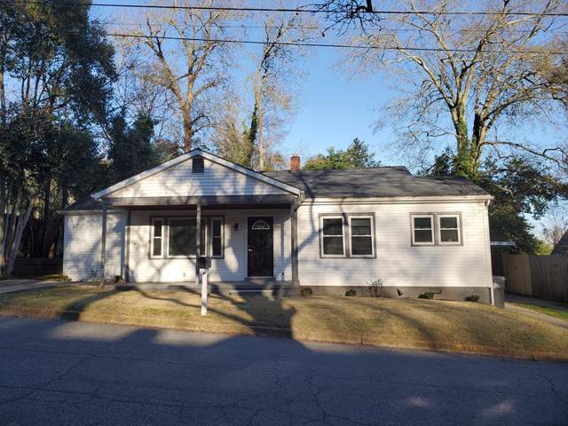 602 Heard Avenue, Augusta, GA 30904 (MLS #451158) :: Southeastern Residential