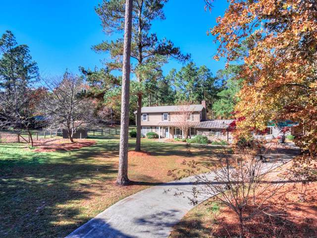 12 Cozier Court, Aiken, SC 29803 (MLS #451179) :: Better Homes and Gardens Real Estate Executive Partners