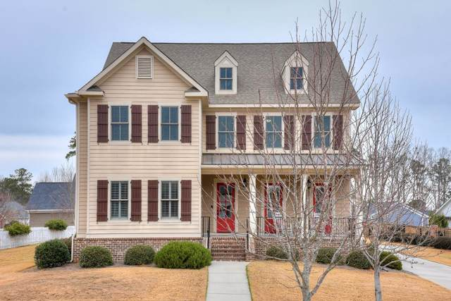 6506 River Bluff Trail, Martinez, GA 30907 (MLS #451183) :: Young & Partners