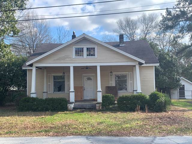 111 East Hall Street, Thomson, GA 30824 (MLS #451235) :: Young & Partners