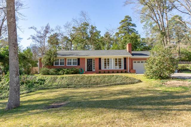757 Lancaster Road, Augusta, GA 30909 (MLS #451271) :: Young & Partners