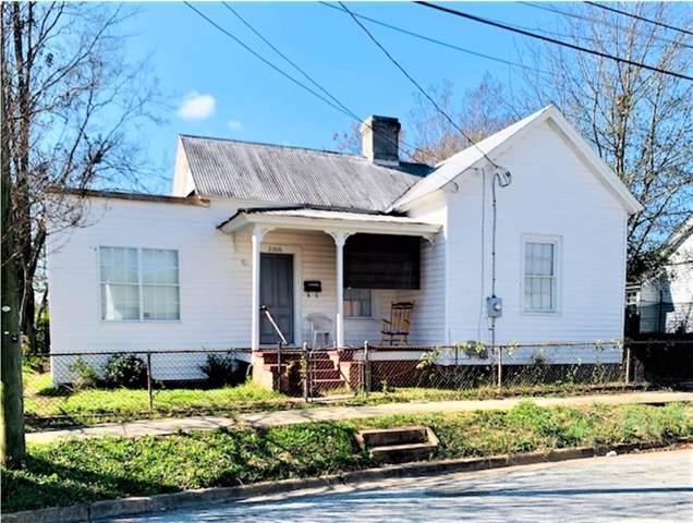 2006 Division Street, Augusta, GA 30904 (MLS #451286) :: Southeastern Residential