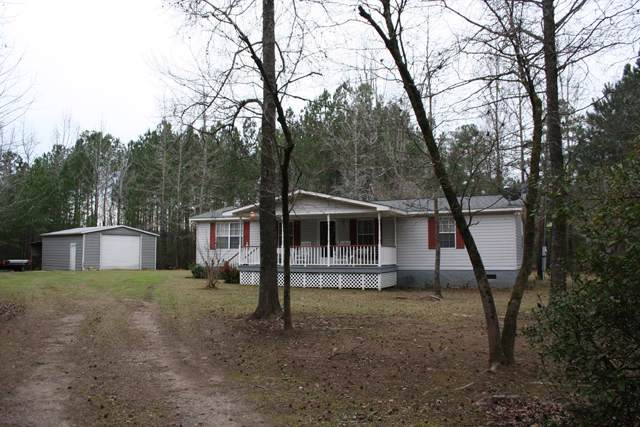 207 Dogwood Lane, Parksville, SC 29845 (MLS #451354) :: Young & Partners