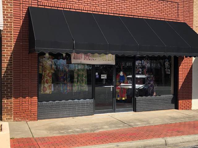 218 S Main Street, McCormick, SC 29835 (MLS #451420) :: Young & Partners