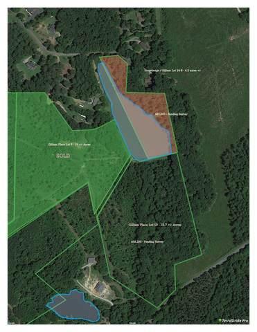 00 Star Road, Edgefield, SC 29824 (MLS #451440) :: Shannon Rollings Real Estate