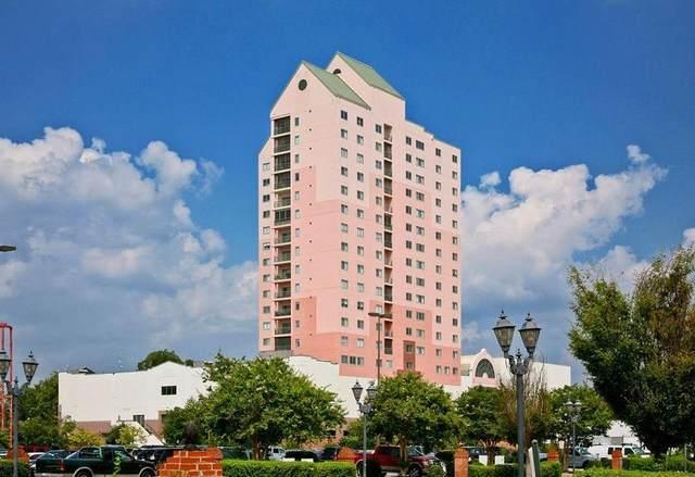1 7th Street #1303, Augusta, GA 30901 (MLS #451470) :: Shannon Rollings Real Estate