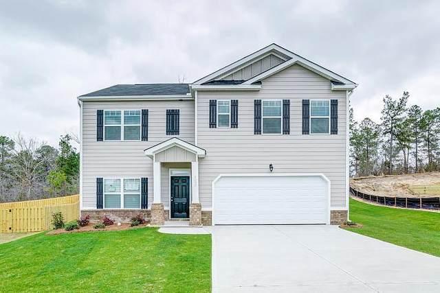 413 Saffron Court, Graniteville, SC 29829 (MLS #451477) :: Shannon Rollings Real Estate