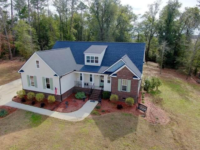 104 Ridge Point Drive, Waynesboro, GA 30830 (MLS #451490) :: Young & Partners